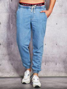 Joggery męskie jeans