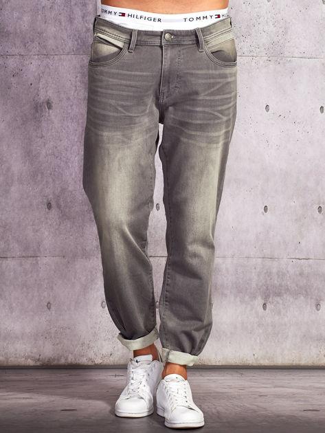 jeansy dla mężczyzny